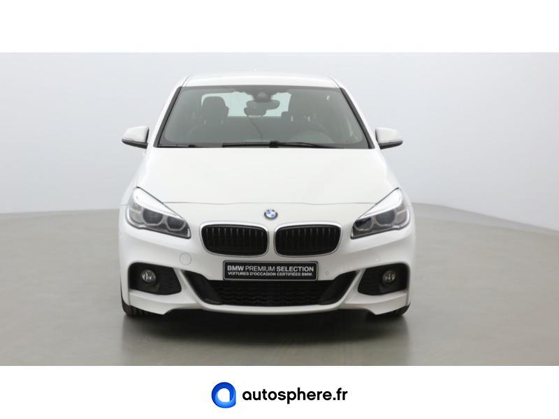 BMW SERIE 2 ACTIVE TOURER 214D 95CH M SPORT - Miniature 2