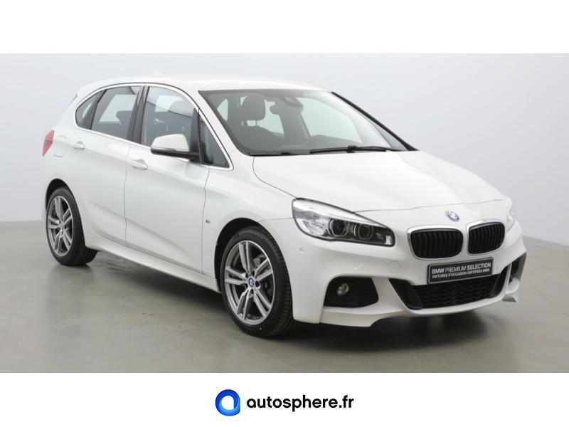 BMW SERIE 2 ACTIVE TOURER 214D 95CH M SPORT - Miniature 3