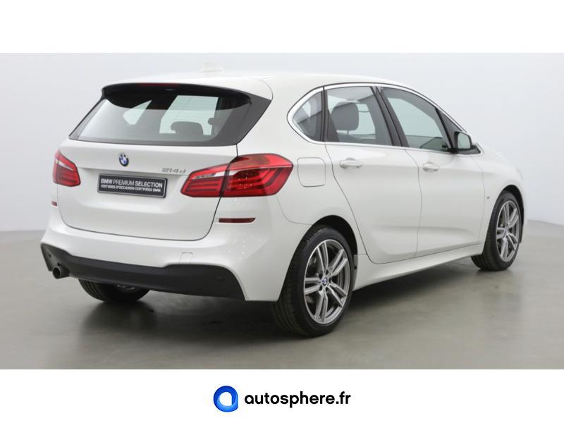 BMW SERIE 2 ACTIVE TOURER 214D 95CH M SPORT - Miniature 5