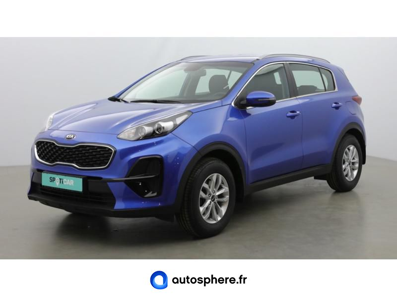 KIA SPORTAGE 1.6 GDI 132CH ISG MOTION 4X2 - Photo 1