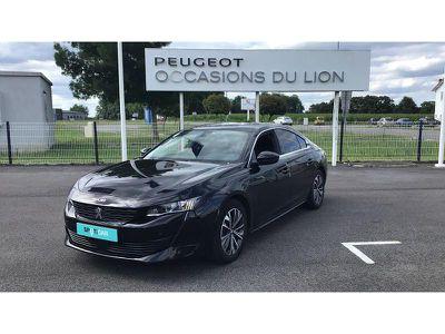 Leasing Peugeot 508 Bluehdi 130ch S&s Allure Eat8
