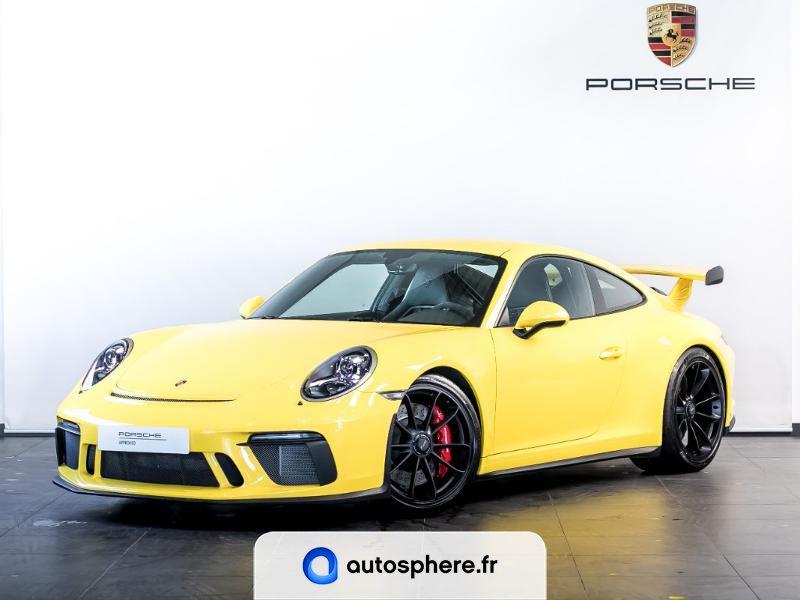 PORSCHE 911 (991) COUPE 4.0 500CH GT3 - Photo 1