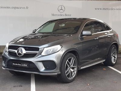 Mercedes Gle Coupe 350 d 258ch Fascination 4Matic 9G-Tronic occasion