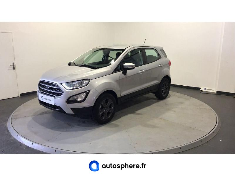 FORD ECOSPORT 1.0 ECOBOOST 125CH TREND EURO6.2 - Photo 1