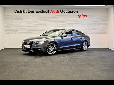 Audi A5 Sportback 2.0 TDI 150ch clean diesel S line Multitronic Euro6 occasion