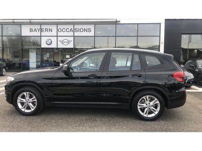 BMW X3 XDRIVE20DA 190CH BUSINESS DESIGN EURO6C - Miniature 3