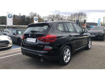 BMW X3 XDRIVE20DA 190CH BUSINESS DESIGN EURO6C - Miniature 2