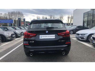 BMW X3 XDRIVE20DA 190CH BUSINESS DESIGN EURO6C - Miniature 4