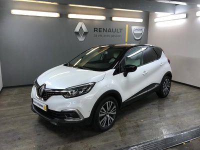 Renault Captur 1.3 TCe 130ch FAP Initiale Paris occasion