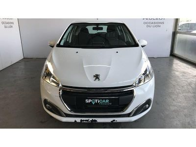 PEUGEOT 208 1.6 BLUEHDI 100CH ALLURE BUSINESS S&S 5P - Miniature 5