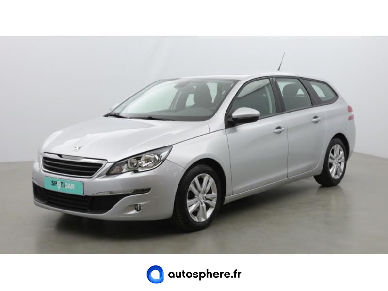 PEUGEOT 308 SW 1.6 HDI FAP 92CH BUSINESS PACK - Photo 1
