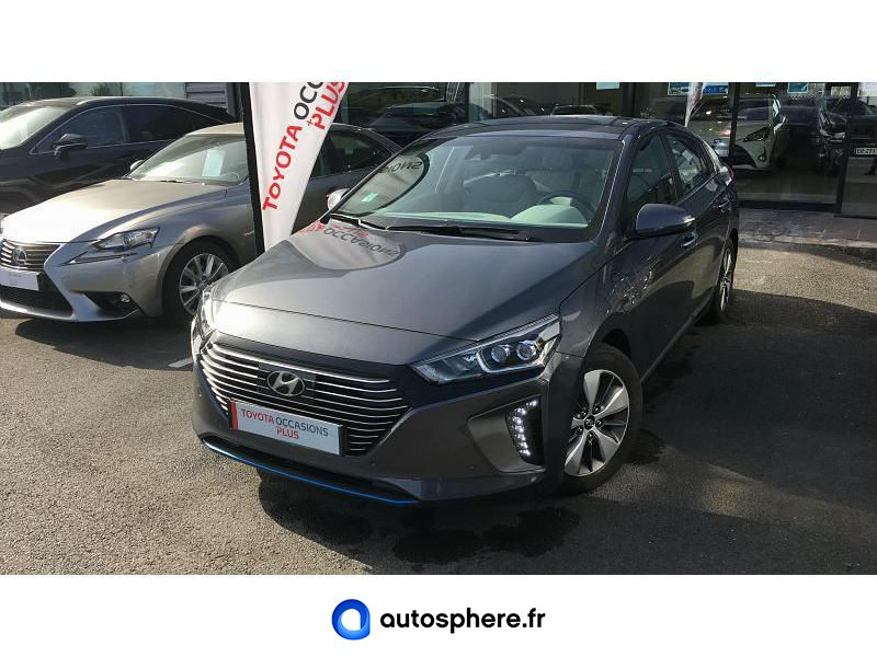 HYUNDAI IONIQ PLUG-IN 141CH EXECUTIVE - Photo 1
