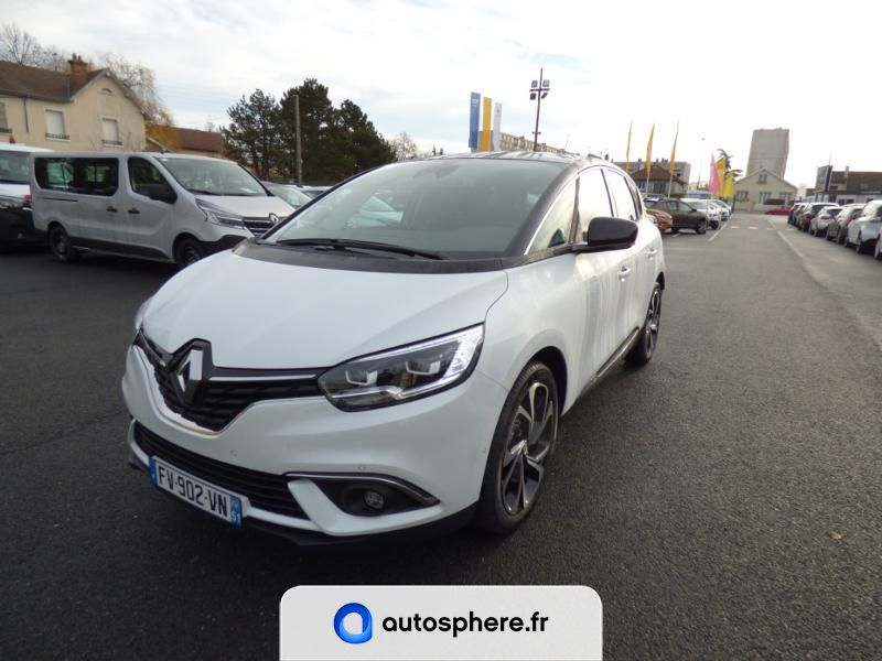 RENAULT SCENIC 1.3 TCE 140CH FAP INTENS EDC - Photo 1