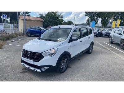 Dacia Lodgy 1.5 Blue dCi 115ch Stepway 7 places - 20 occasion