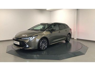 Toyota Corolla Touring Sports 122h Design Import occasion