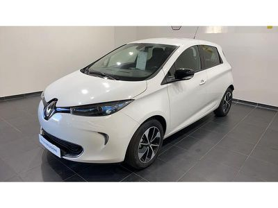 Renault Zoe Intens charge rapide occasion