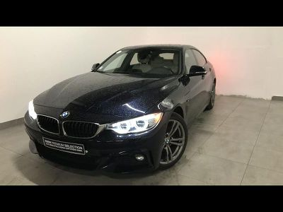 BMW SERIE 4 GRAN COUPE 420DA 190CH M SPORT - Miniature 1