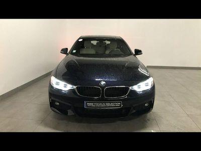 BMW SERIE 4 GRAN COUPE 420DA 190CH M SPORT - Miniature 5