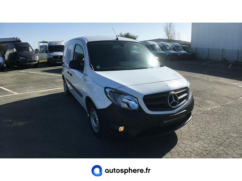 MERCEDES CITAN 111 CDI LONG EURO6 - Photo 1