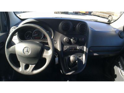 MERCEDES CITAN 111 CDI LONG EURO6 - Miniature 2