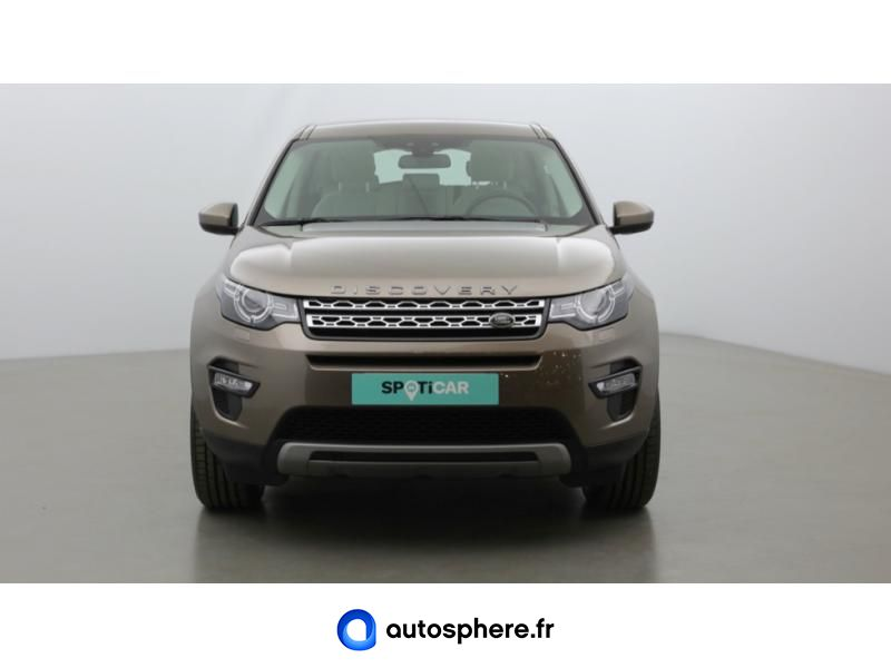 LAND-ROVER DISCOVERY SPORT 2.0 TD4 150CH HSE AWD MARK III - Miniature 2
