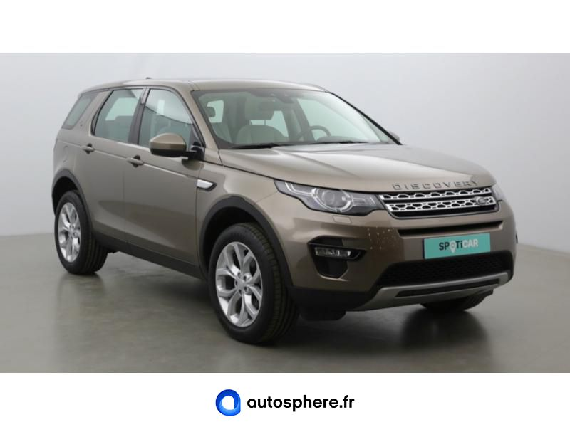 LAND-ROVER DISCOVERY SPORT 2.0 TD4 150CH HSE AWD MARK III - Miniature 3