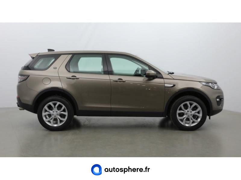 LAND-ROVER DISCOVERY SPORT 2.0 TD4 150CH HSE AWD MARK III - Miniature 4