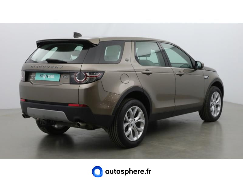 LAND-ROVER DISCOVERY SPORT 2.0 TD4 150CH HSE AWD MARK III - Miniature 5