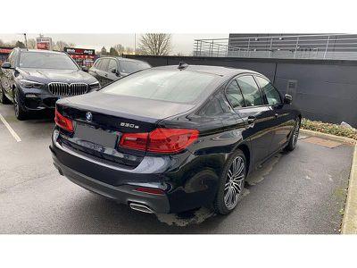 BMW SERIE 5 530EA 252CH M SPORT STEPTRONIC EURO6D-T 10CV - Miniature 2