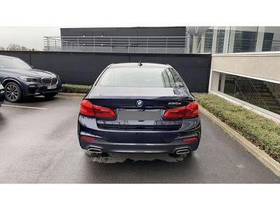 BMW SERIE 5 530EA 252CH M SPORT STEPTRONIC EURO6D-T 10CV - Miniature 4