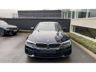 BMW SERIE 5 530EA 252CH M SPORT STEPTRONIC EURO6D-T 10CV - Miniature 5