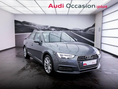Audi A4 2.0 TDI 150ch Design Luxe S tronic 7 occasion