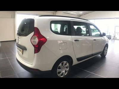 DACIA LODGY 1.6 MPI 85CH GPL SILVER LINE 5 PLACES - Miniature 2