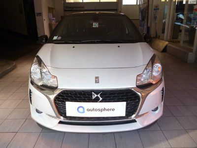 Ds Ds 3 PureTech 82ch So Chic occasion