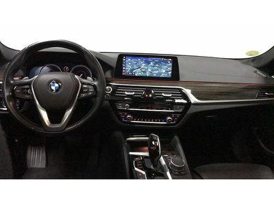 BMW SERIE 5 520DA XDRIVE 190CH LUXURY - Miniature 4