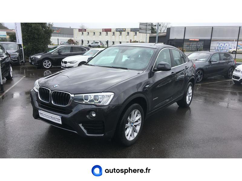BMW X4 XDRIVE20DA 190CH LOUNGE PLUS - Photo 1