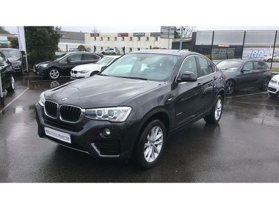 Leasing Bmw X4 Xdrive20da 190ch Lounge Plus