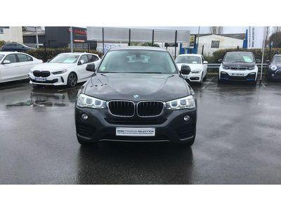 BMW X4 XDRIVE20DA 190CH LOUNGE PLUS - Miniature 5