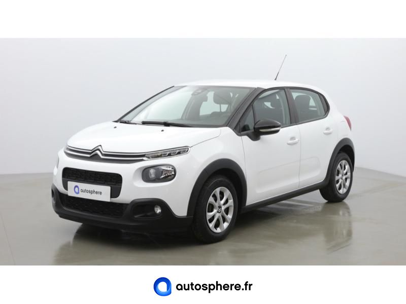 CITROEN C3 BLUEHDI 75CH FEEL S&S - Photo 1