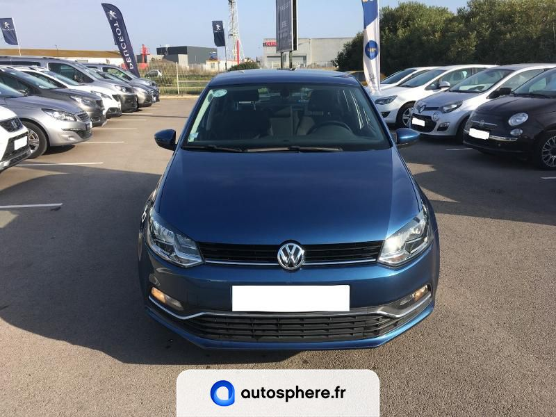 VOLKSWAGEN POLO 1.0 75CH LOUNGE 5P - Photo 1