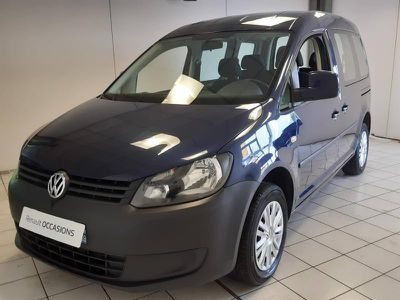 Volkswagen Caddy 1.6 TDI 102ch BlueMotion Technology Trendline occasion