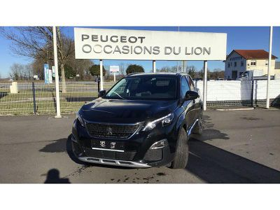 Peugeot 3008 1.5 BlueHDi 130ch E6.c Allure S&S EAT8 occasion