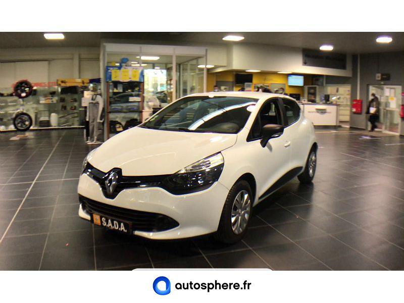 RENAULT CLIO 1.5 DCI 75CH ENERGY LIFE EURO6 2015 - Photo 1