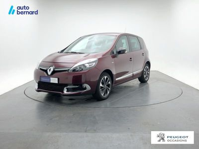 Leasing Renault Scenic 1.2 Tce 130ch Energy Bose 2015