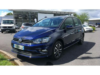 VOLKSWAGEN GOLF SPORTSVAN 1.0 TSI 115CH BLUEMOTION TECHNOLOGY CONFORTLINE BUSINESS EURO6D-T - Miniature 1