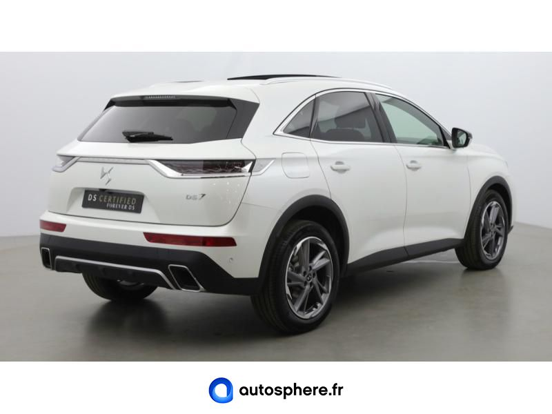 DS DS 7 CROSSBACK BLUEHDI 180CH GRAND CHIC AUTOMATIQUE - Miniature 5