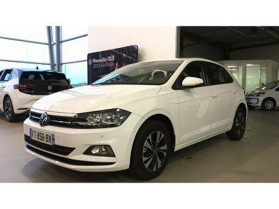 Leasing Volkswagen Polo 1.6 Tdi 95ch Lounge Business Dsg7 Euro6d-t