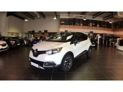 Renault Captur 1.5 dCi 110ch Stop&Start energy Wave Euro6 2016 occasion