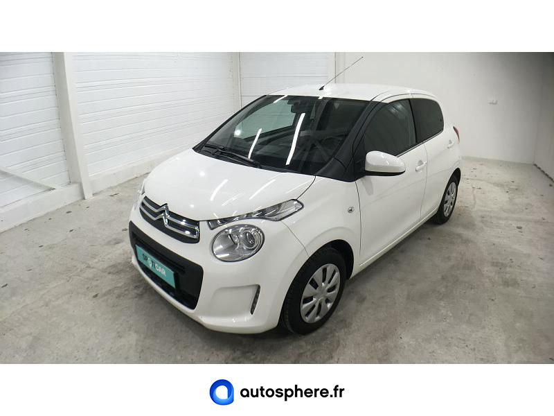 CITROEN C1 VTI 72 S&S FEEL 5P E6.D-TEMP - Photo 1