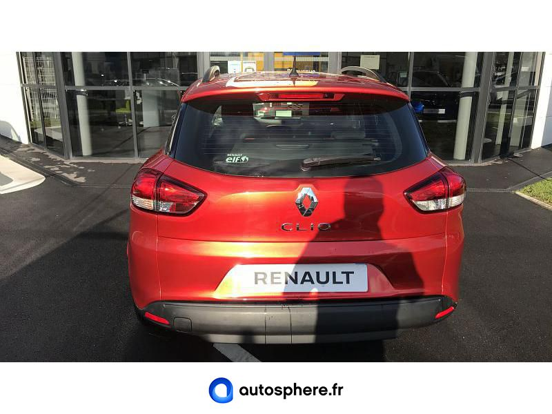 RENAULT CLIO ESTATE 1.2 16V 75CH LIFE - Miniature 4